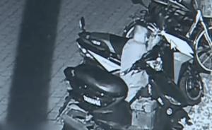 外卖哥多次偷电动车:比自家摩托车省油