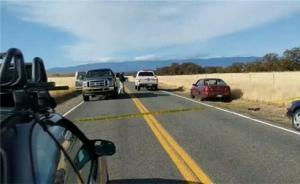 美国加州北部小城枪击事件致5死10伤,枪手已被击毙