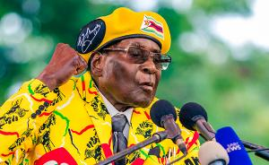 """人物丨争议穆加贝:政治强人与""""99岁总统梦"""""""