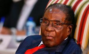 英媒:穆加贝将下台,津巴布韦前副总统已回国将与穆加贝见面