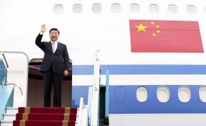 大国外交新时代的铿锵足音——习近平访问越南、老挝纪实