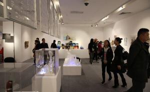 上海学生艺术设计赛作品揭幕,用设计连接传统与未来