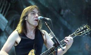 AC/DC创始人马尔科姆·扬去世,曾是最好的节奏吉他手