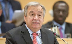 联合国秘书长敦促朝鲜全面履行国际义务,重启沟通渠道