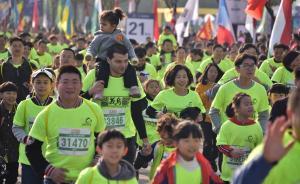 """中国马拉松新玩法,""""互联网+跑步""""人数超传统赛事15倍"""