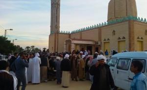 埃及清真寺遇袭系精心策划:蒙面武装设埋伏,烧汽车堵去路