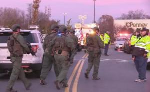 纽约一购物中心传出枪响:人群被紧急疏散,2人在事件中受伤