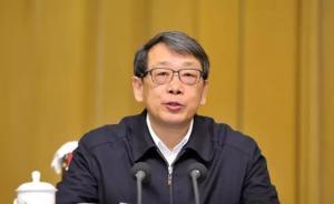 陈希兼任浦东、井冈山、延安干部学院院长