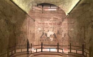 直面北齐壁画之美:上博拆门而迎的山西古代壁画展开幕