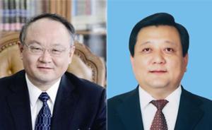 刘兴云出任山东省财政厅厅长,江成出任省交通厅厅长