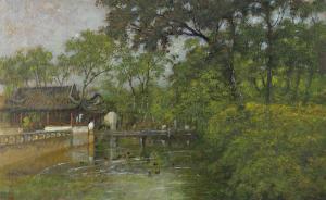 颜文樑留法文献首次亮相:他曾希望苏州成为世界美术中心