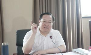 湖北省长王晓东与顺丰王卫、英皇杨受成等座谈,共商鄂港合作