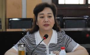郑州市人社局党组书记、局长戴春枝涉嫌严重违纪接受组织审查