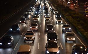 深圳新政:9月1日起,工作日高峰期全市范围外地车限行