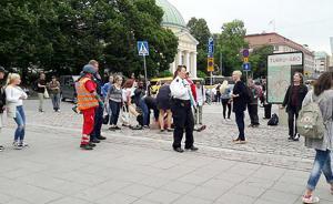 芬兰图尔库持刀行凶事件已致2死8伤,1人被抓捕