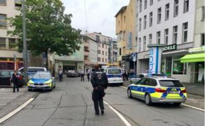 欧洲突发丨芬兰、德国相继发生持刀行凶事件,已致3死9伤