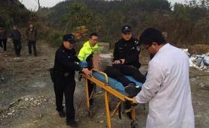 乘客上车便问哪里能自杀,司机将其带到山顶灌醉阻止其轻生
