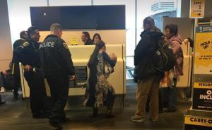 华裔钢琴家芮美一家在美被赶下飞机:起飞延误给孩子喂奶遭拒