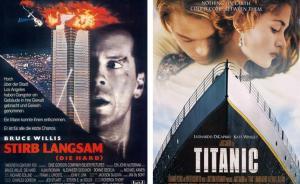 """《泰坦尼克号》《虎胆龙威》等入选美国""""国宝""""片单"""