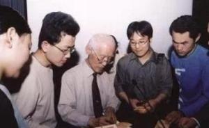 母校南京大学、南京五中分别发唁电和电邮悼念余光中先生