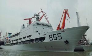 新型救生船刘公岛船已转隶新组建的南海舰队某防险救生支队