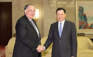 应勇会见以色列海法市市长:鼓励上海企业赴以色列及海法投资