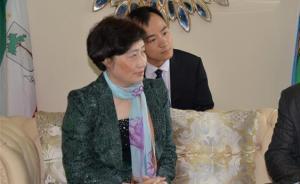 徐绿平出席津民盟特别党代会开幕式并宣读中共中央贺函