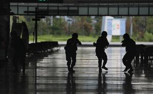 朝中社斥美韩军演加剧半岛危机:美军高层赴韩、海外兵力更多