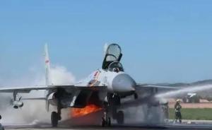 海军某舰载机撞鸟成功处置纪实:23分钟内百余次零失误操作