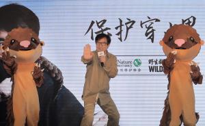 公益组织发布穿山甲保护广告,成龙呼吁不买不吃穿山甲及制品