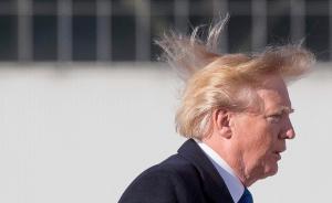 特朗普又现争议言论:天太冷,我们要善用全球变暖