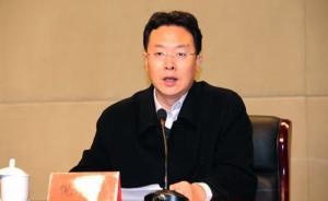 倪斌出任江苏镇江市委副书记、市委政法委书记,接替李雪峰