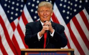 特朗普上任后第8次发表集会演讲:夸自己政绩,指责美媒不公