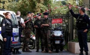 """法国确认汽车冲撞军人事件为恐袭,嫌犯和""""伊斯兰国""""有关联"""