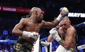 """世纪拳战?叫金钱之战更准确,梅麦""""二人转""""吸金堪比超级碗"""