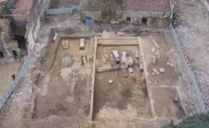 江西抚州发现明清墓葬42座,基本确定为汤显祖及其家族墓园