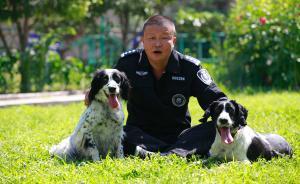 法者|警犬守护者徐洋:扎根犬舍22年成专家,训出搜毒尖兵