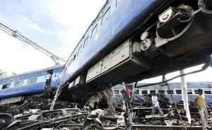 释新闻|印度为何频发脱轨事故:铁路网络超百年,缺资金修缮