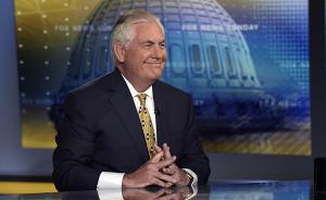 美国务卿辞职传闻再起,美媒:特朗普憋着火但还不想他辞职