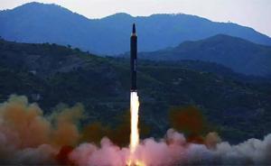金正恩亲自指导导弹发射向美韩示威,联合国秘书长谴责