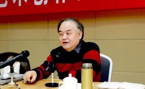 陕西省作协副主席红柯因心脏病突发去世,享年56岁