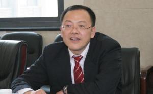 农发行行长祝树民任银监会副主席,曾在中国银行任职27年