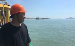 """舟山""""海上清道夫""""杨世钗:自造垃圾船,自费保护海洋"""