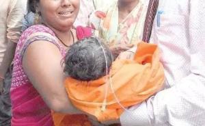 频发儿童死亡事件的印度公立医院:脏乱差严重,赤贫者的选择