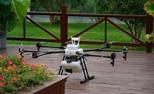 中国首个民用无人机试飞基地落户上海,空域达200平方公里