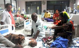 连发患儿死亡事件,专家把脉印度医院:医疗系统投入严重不足