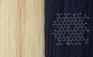 学家用石墨烯制作复合染发剂:不致癌、耐褪色、无静电