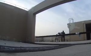 视频丨谈判民警声东击西,助消防员救下轻生者