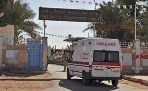俄媒:阿尔及利亚一架军机坠毁,造成至少200人死亡