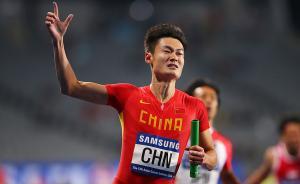 张培萌告别赛道留下空缺,中国男子百米接力谁来接棒